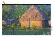 Fijian Bure Carry-all Pouch