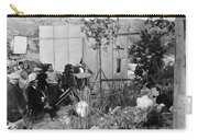 Film: Abraham Lincoln, 1930 Carry-all Pouch by Granger