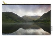 Fin Lough, Delphi Valley, Co Galway Carry-all Pouch