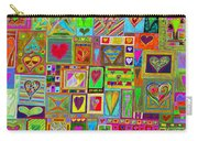 find U'r Love found    v15 Carry-all Pouch