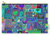 find U'r Love found    v13 Carry-all Pouch