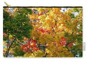 Fine Fall Foliage Carry-all Pouch