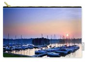 Fine Sailing Morning Coming Up Carry-all Pouch