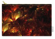 Fire-flowers Carry-all Pouch