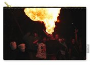 Fire Fungus Carry-all Pouch