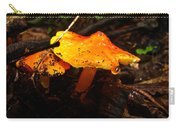 Fire In The Forest - Hygrocybe Cuspidata Carry-all Pouch