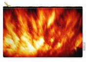 Fire In The Starry Sky Carry-all Pouch