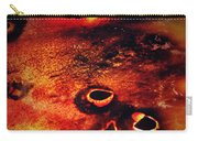 Fire Wall Carry-all Pouch by Jerry Cordeiro