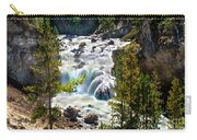 Firehole River Falls Carry-all Pouch