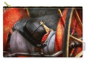 Fireman - Hat - South Plainfield Fire Dept Carry-all Pouch