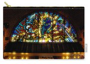 Fireman's Hall Stained Glass Carry-all Pouch