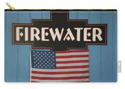 Firewater Carry-all Pouch
