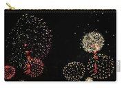Firework Lifecycle 3 Carry-all Pouch by Meandering Photography