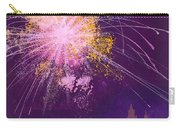 Fireworks In Malta Carry-all Pouch