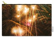 Fireworks In Night Sky Carry-all Pouch