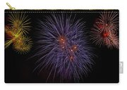 Fireworks Carry-all Pouch by Joana Kruse