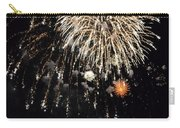 Fireworks Carry-all Pouch by Michelle Calkins