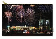 Fireworks Over Firelake Carry-all Pouch