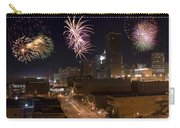 Fireworks Over The City Carry-all Pouch