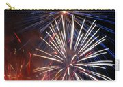 Fireworks Rectangle Carry-all Pouch
