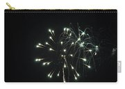 Fireworks With Moon II Fm2p Carry-all Pouch
