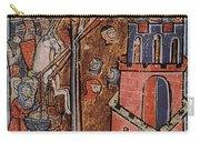 First Crusade Germ Warfare Siege Carry-all Pouch