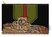 First Infantry Division Bradley Fighting Vehicle Carry-all Pouch