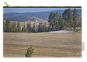 Fish Creek Valley Carry-all Pouch