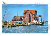 Fish House On The Island Carry-all Pouch