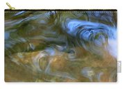 Fish In Rippling Water Carry-all Pouch