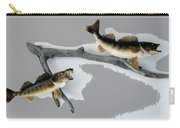 Fish Mount Set 03 C Carry-all Pouch