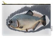 Fish Mount Set 04 C Carry-all Pouch