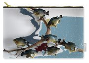 Fish Mount Set 05 B Carry-all Pouch