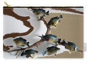Fish Mount Set 05 C Carry-all Pouch
