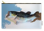 Fish Mount Set 07 C Carry-all Pouch