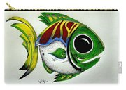 Fish Study 2 Carry-all Pouch