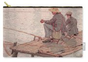 Fishermen Carry-all Pouch by Pierre Roche
