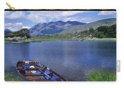 Fishing Boat On Upper Lake, Killarney Carry-all Pouch