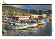 Fishing Boats In Frenchtown Carry-all Pouch