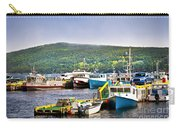 Fishing Boats In Newfoundland Carry-all Pouch
