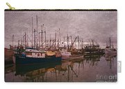 Fishing Boats Of Steveston-ca Carry-all Pouch