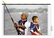 Fishing Brothers Carry-all Pouch