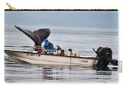 Fishing For Whales Carry-all Pouch