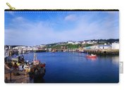 Fishing Harbour, Dunmore East, Ireland Carry-all Pouch