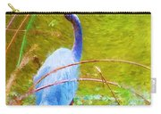 Fishing In The Reeds Carry-all Pouch