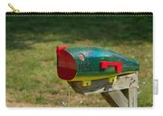 Fishing Lure Mailbox 1 Carry-all Pouch