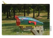 Fishing Lure Mailbox 2 Carry-all Pouch