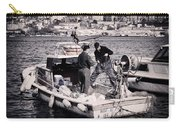 Fishing On The Golden Horn Carry-all Pouch
