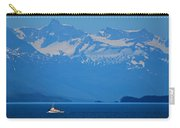 Fishing The Inside Passage Carry-all Pouch