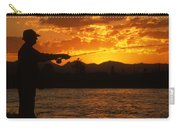 Fishing The Madison Carry-all Pouch